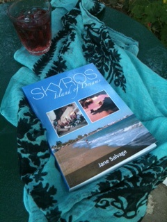 My Skyros book - available now on Amazon